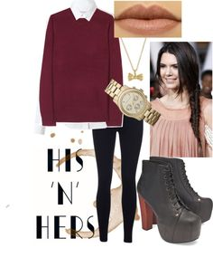 """""""Cute"""" by makenzieambrose on Polyvore"""