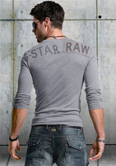 G- Star... great jeans