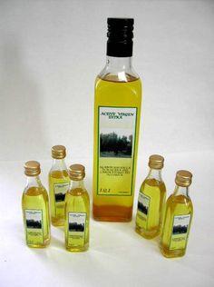 El aceite de oliva del Bajo Aragón esta elaborado principalmente con aceituna de la variedad Empeltre