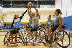 Seleções brasileiras de basquete em cadeira de rodas são convocadas para os…