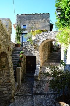 #Labro #Medieval Village #Italy... Like a wave crashing on the sand, she toppled over him in laughter.