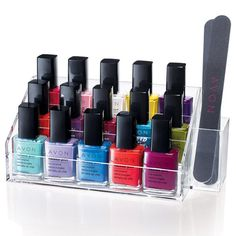 Avon Nail Enamel Caddy You can purchase items 24/7 from ALL States, in the USA. Products are Shipped to your home. Check out my Avon Webstore. croman-sanchez.avonrepresentative.com