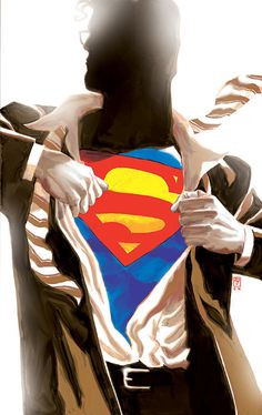 Superman by JH Willians
