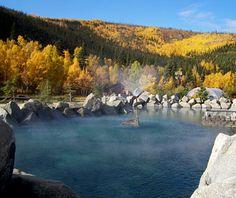 Chena Hot Springs Resort in Rock Lake, AK