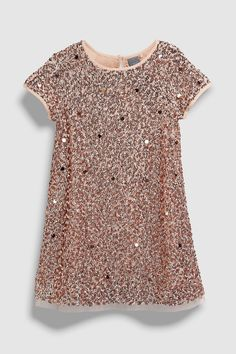 87a0a3bd84 Next Sequin Shift Dress (3-16yrs) at EziBuy Australia. Buy women s