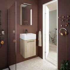 Like bra! Downstairs Toilet, Terrazzo, Mirror, Bathroom, Interior, Furniture, Home Decor, Personality, Smile