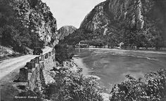 Пароброд Хелиос у Казану, Ђердап. Steamer Helios enters Danube at Kazan, Djerdap, Serbia Mans World, My Dream, Steamer, History, Ships, Outdoor, Beautiful, Studio, Heart