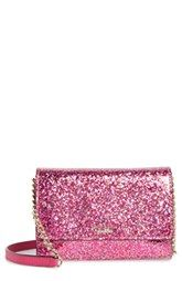 kate spade new york 'glitter bug' crossbody bag