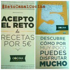¡Acepto! #RetoCanalCocina