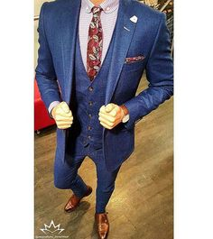 """men fashion style on Instagram: """"Amazing style inspiration by our friend @oxfordtailors  """""""