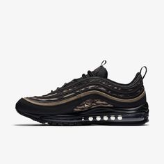 sports shoes 67d45 674a3 AQ4132-001 Nike Air Max 97 Tiger Camo Black (3) Air Max 97