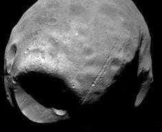 """""""Mars' Moon Phobos May Yield Alien Life"""" --NASA Experts"""