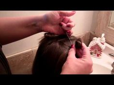How to video for making those cute little bows you see all over the place inspired by Lady Gaga.