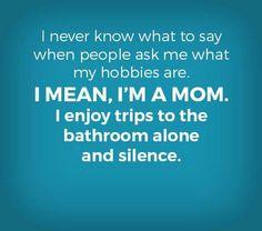 I am a Mom!