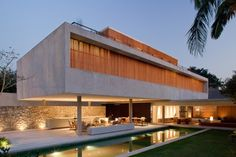 Concrete - House 6 - Marcio Kogan