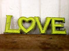 LOVE green..  von Sonja Zeltner-Mueller auf Etsy