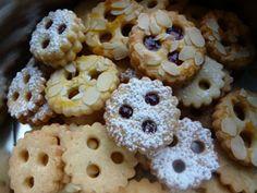 Linzer Augen – Ischler Kekse