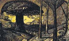 Kathryn Hughes on the triumphs and trials of the visionary Samuel Palmer Landscape Art, Landscape Paintings, Landscapes, Oak Tree Tattoo, Deer Tattoo, Raven Tattoo, Tattoo Ink, Arm Tattoo, Sleeve Tattoos