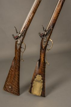 Handcrafted Guns, Longrifles and Fowlers of the Best Quality by Ed Wenger Shooting Bags, Flintlock Rifle, Old West Photos, Black Powder Guns, Longhunter, Long Rifle, Cool Guns, Mountain Man, Guns And Ammo
