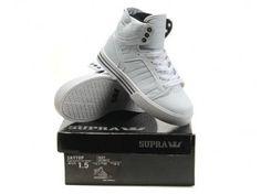 fdf6f44f9e cheap Kids Supra Skytop White Skate Shoes  Kids Supra Skytop White Skate  Shoes  -