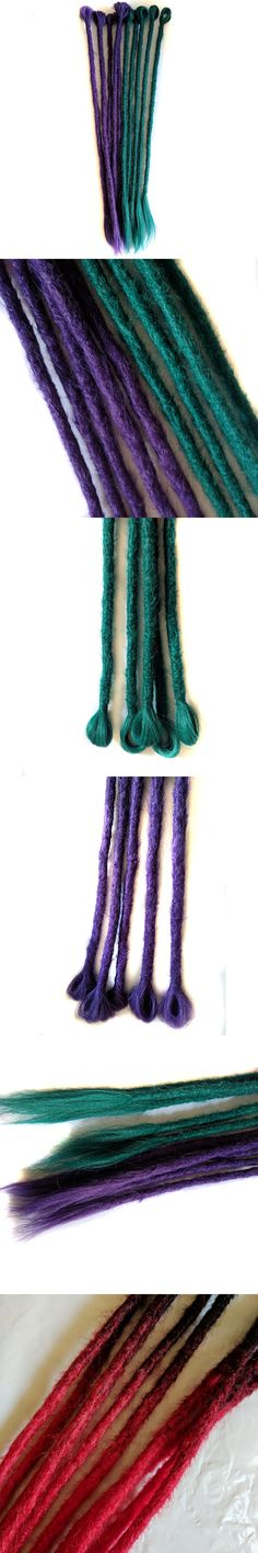 Qp hair Synthetic Hair Extensions Dreadlocks Braids Hair Crochet Braids Ombre Braiding Hair 20 strands/pack