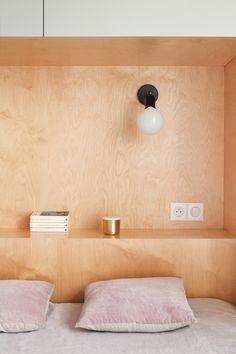 Rénovation appartement ancien à Paris - Heju Studio