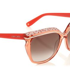 The Jimmy Choo Sophia Sunglasses