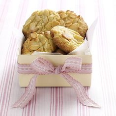 Almond Fork Biscuits recipe - From Lakeland
