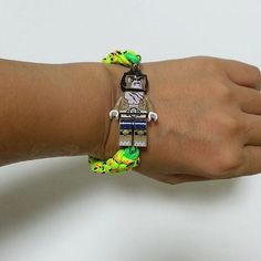 New Handmade Lego Bracelet. For Child or Adult Birthday Party Favor Thanks Gift Adult Birthday Party, Birthday Party Favors, Lego Chima, All About Fashion, Fashion Bracelets, Birthdays, Diy, Gifts, Handmade