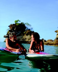 Saint Lucia offers calm waters, luscious scenery, and secluded bays that are perfect for paddle boarding.