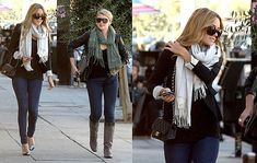 Lauren Conrad and BFF Lo Bosworth filmed scenes for The Hills in LA, hence why they both looked camera ready.