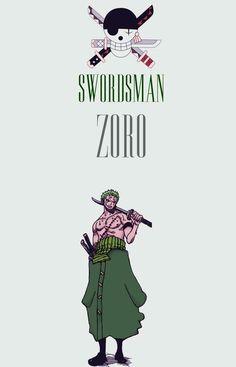 Straw hat pirates - Zoro