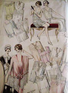 La Mode Elégante - 1929