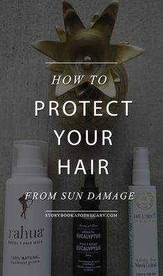 Dealing with Dry, Damaged or Imbalanced Hair this Summer? Click through for natural beauty tips on how to protect your hair from sun damage! Organic Hair Care, Organic Beauty, Hair Masque, Natural Beauty Tips, How To Protect Yourself, Summer Beauty, Beauty Hacks, Sun, Hair Products