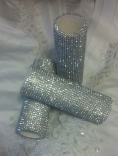 Rhinestone Bouquet Holder by ABridalConnection