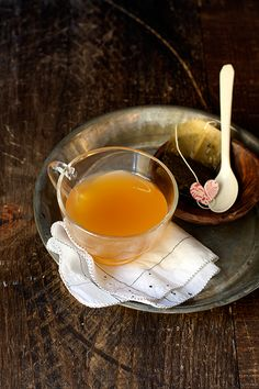 Tea Time: Apple Cider Steeped Tea Recipe
