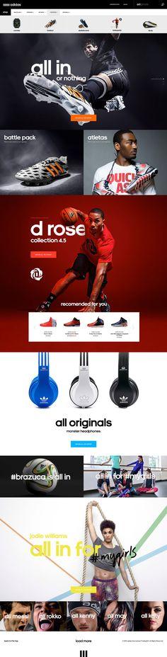 Adidas by Rafael Kfouri — Graphic Designer