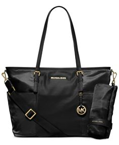 Michael Michael Kors Jet Set Large Pocket Diaper Bag