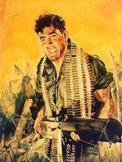 """Manila"" John Basilone - America's Hero - The Sergeant York of WWII"