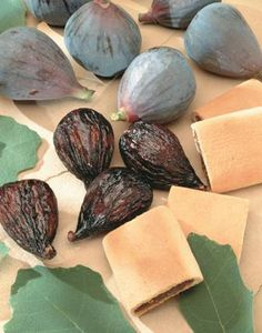Fresh and Fried Mission Figs + Fig Newtons
