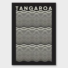 Tangaroa Art Print by OSLO NZ Art Prints, Art Framing Design Prints, Posters