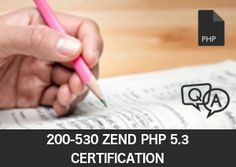 Zend php 53 certification for web developers zend certifications free mock exam for php 53 zend certification fandeluxe Image collections