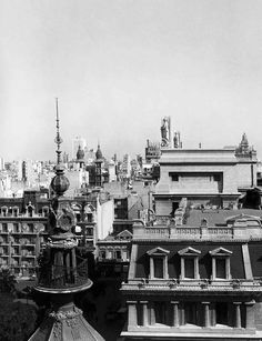 Mirador Massue, Palacio de Tribunales, c. 1936 Paris Skyline, New York Skyline, Robert Duvall, Most Beautiful Cities, Old Pictures, South America, Places Ive Been, Earth, Architecture