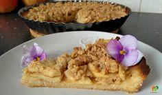 Bezlepkový jablčník s mrveničkou Waffles, Pie, Gluten Free, Breakfast, Desserts, Food, Basket, Torte, Glutenfree