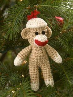 Monkey Christmas!
