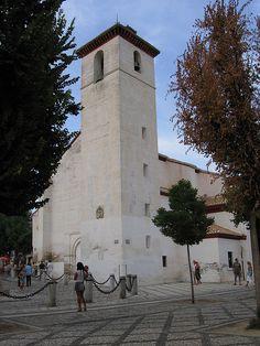 Granada    Iglesia de San Nicolas