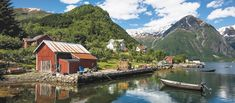 Climb aboard five different trains to discover the magnificent fjords and alpine peaks of Norway with an exploration of Oslo, Trondheim, and Bergen. National Geographic Expeditions, Norway Fjords, Train Tour, Trondheim, Bergen, Oslo, Places To See, Trains, Tours