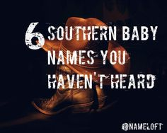 The best website for baby names with a country, western flair! Find your newborn& southern style baby name here. There& not another name site like this one out there! Western Baby Names, Country Baby Names, Southern Baby Names, Irish Baby Names, Southern Style, Names Baby, Country Style, Vintage Country, Unique Vintage