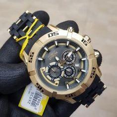 3d5255af18d Pulseira Para Relogio Invicta - Relógios no Mercado Livre Brasil