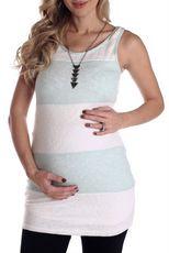 Brown-Maternity-Cardigan
